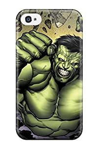 Excellent Design Marvel Characters Case Cover For Iphone 4/4s