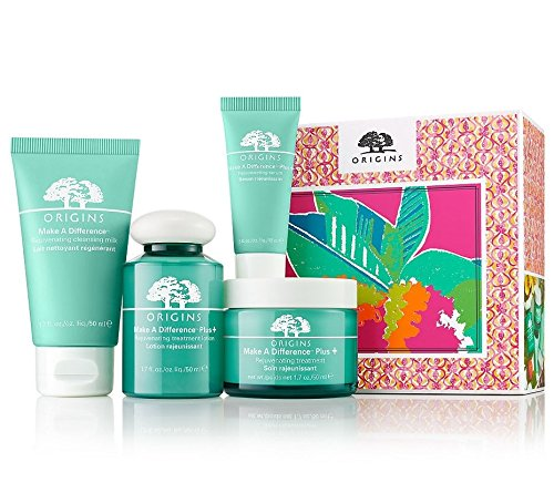 Origins Moisturizing Musts Make A Difference Plus+Rejuvenating Treatment Gift Set