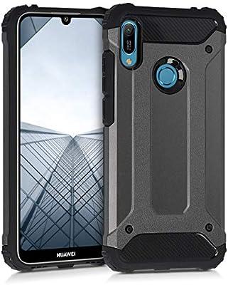 kwmobile Funda Compatible con Huawei Y6 (2019): Amazon.es: Electrónica