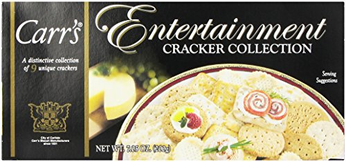 Carr's Entertainment Collection Crackers, 7.05 (Entertainment Crackers)