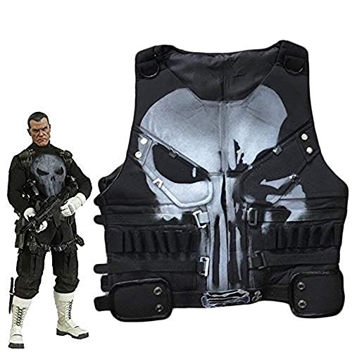 The Punisher Season 1 Costume Leather -