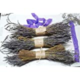 3 Lavender Bundles - Great Decoration for Any Place in Your House - Made in the USA