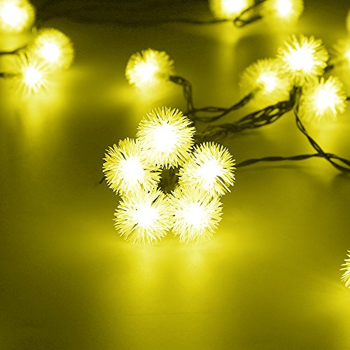 20 Colour Change Solar Party Lights - 1