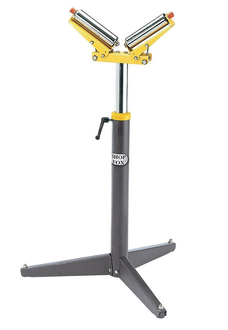 Shop Fox D2272 Tilting Roller Stand