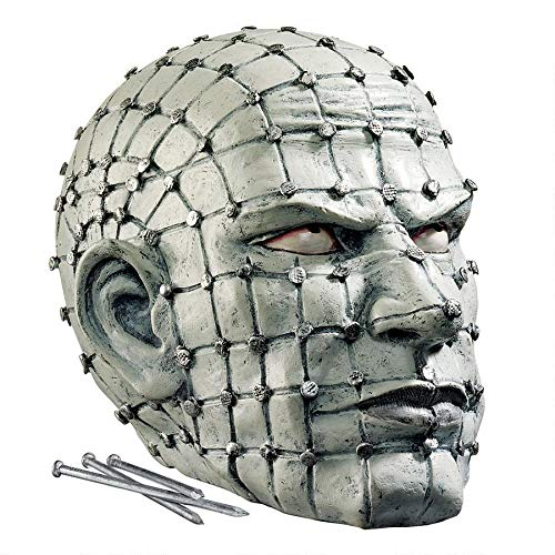 Creepy Halloween Nail Designs (Design Toscano Spike The Nail Head Garden Statue - Pinhead Zombie)