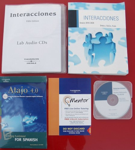 Interacciones Spanish 2010-2020