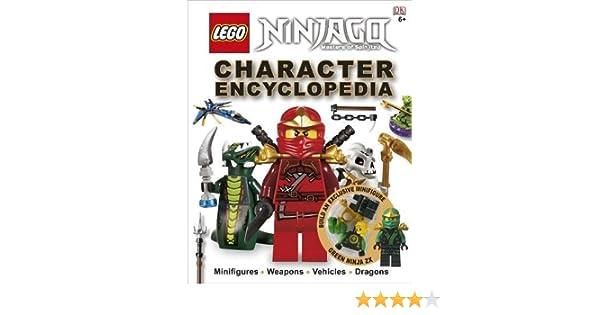 LEGO® Ninjago Character Encyclopedia: Includes Green Ninja ...
