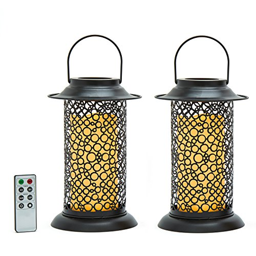 Lanterns Flameless Batteries Included Decorations product image