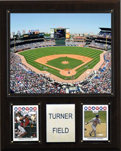 C&I Collectables MLB Turner Field Stadium ()