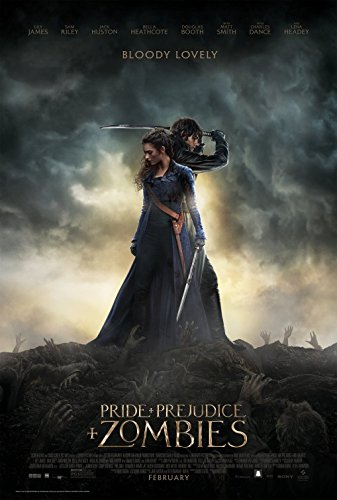 PRIDE AND PREJUDICE AND ZOMBIES - 11