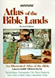 Atlas of the Bible Lands by Frank, Harry Thomas(October 1, 1997) Hardcover