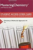 MasteringChemistry with Pearson EText -- Standalone Access Card -- for Chemistry 4th Edition