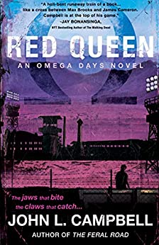 Red Queen Omega Days Novel ebook
