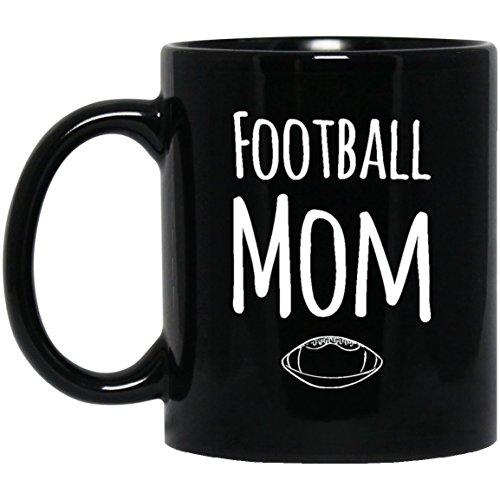 ceramic coffee mugs football mom