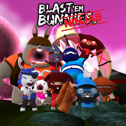 Amazon.com: Blast Em Bunnies (Cross Buy): Ninja Skin ...