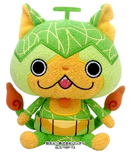 Yokai-watch Kuttari stuffeds Nyan Nyan Mellon