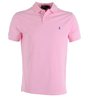 Ralph Lauren - Polo - Femme - rose - X-Large  Amazon.fr  Vêtements ... 9351edb795fc