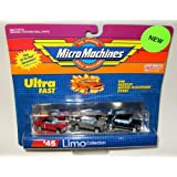 Micro Machines Limo #45 Collection by Galoob Micromachines
