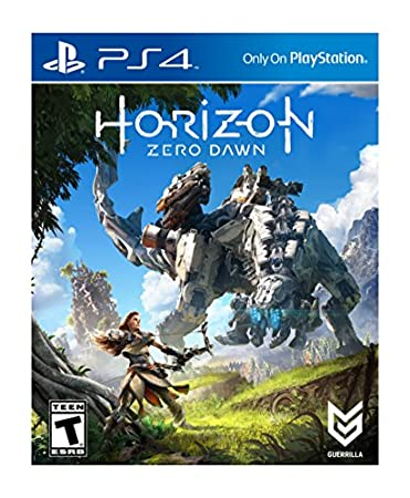 Horizon Zero Dawn - Pre-load - PS4 Digital Code