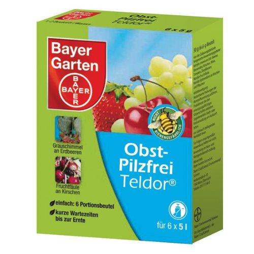 Obst-Pilzfrei Teldor®, 6 x 5 g Beutel Obst-Pilzfrei Teldor® Bayer