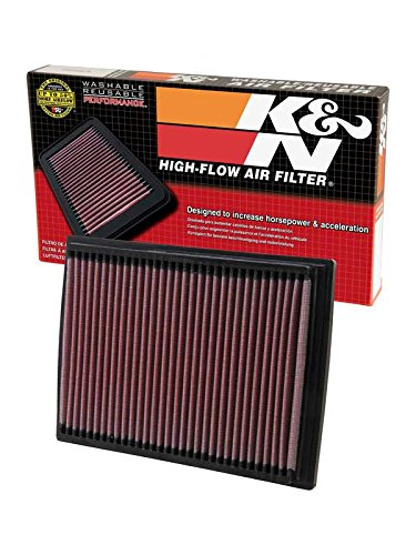 K&N 33-2201 High Performance Replacement Air Filter