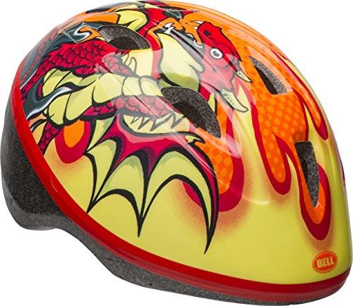 Bell 7084249 Infant Sprout Bike Helmet, Orange/Tang Drake ()