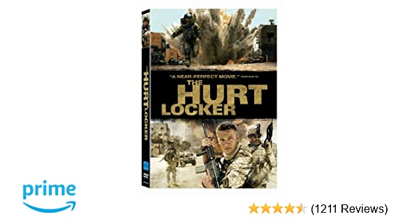 Amazoncom The Hurt Locker Jeremy Renner Anthony Mackie Brian