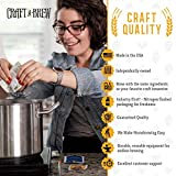 Home Brewing Kit for Beer – Craft A Brew