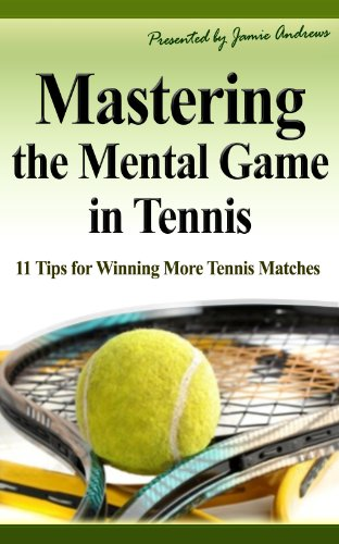 Mastering Mental Game Tennis Winning ebook product image