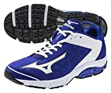 Mizuno Usa Mens Men's Wave Swagger 2 Trainer Baseball Cleat,Royal/White,8 D US For Sale