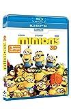 Minions Español Latino (BD3d+BD+DVD)