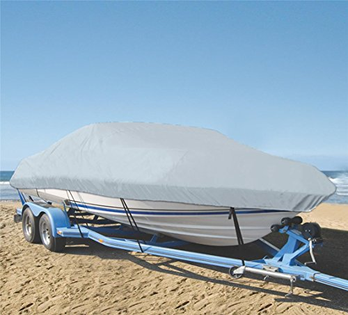 SHT-SBU 9oz Boat Cover Custom Cover Exact FIT for BAYLINER Capri 175 I/O 2003