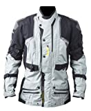 HELITE ADVENTURE JACKET GREY (M)