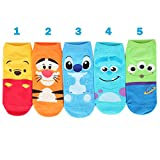 Socksense Animation Character Disney Series Womens Original Socks
