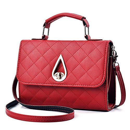 Leather Bag GE Hongge Handbag Bag Chain Shoulder Ling F Bag Lady Fashion PU nz60BCwq6