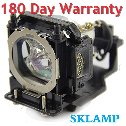 Sklamp 610-323-5998 / POA-LMP94 Replacement Lmap Bulb with Housing for SANYO PLV-Z5 / PLV-Z4 / PLV-Z60 / PLV-Z5BK Projectors by WoProlight