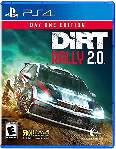 DiRT Rally 2.0 - PlayStation 4 (Dirt Pc Game)