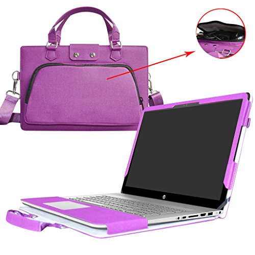 ENVY 17 Case,2 in 1 Accurately Designed Protective - Hp Touchpad Cord