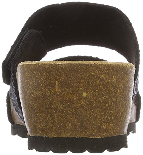 Supersoft Black Pantoufles Noir 003 274 791 Femme rXz4rqv