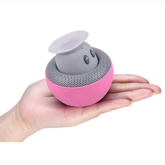 Review Mushroom Bluetooth Speaker