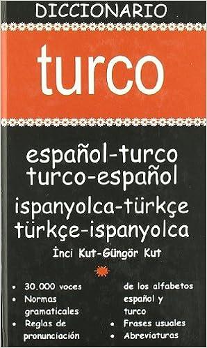 Dº Turco Tur Esp Esp Tur Diccionarios Amazones Inci