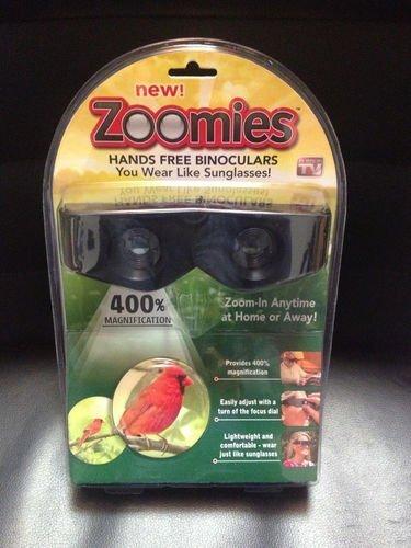 Zoomies Hands Free Binoculars By Zoomies Buy Online In Bahamas At Desertcart
