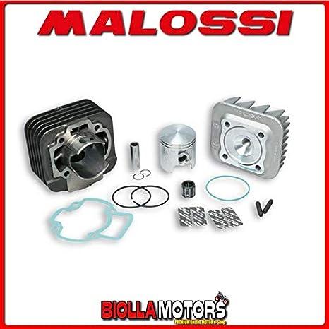 316926/Grupo T/érmico Malossi Sport 70/Cc d.47/Piaggio Zip 50/2T 1999/SP.12/fundido