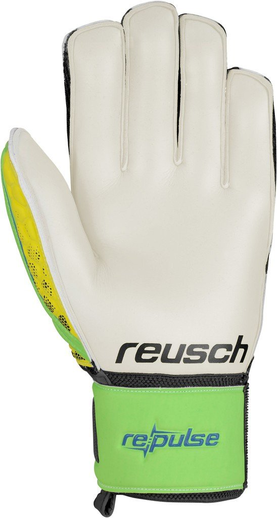 Men Reusch Mens Re 3670822 Pulse SG Finger Support Goalkeeper Gloves