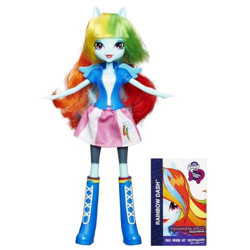 (My Little Pony Equestria Girls Collection Rainbow Dash)