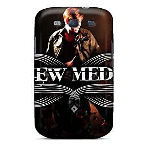 Anti-Scratch Cell-phone Hard Cover For Samsung Galaxy S3 (vbQ15763TiIf) Allow Personal Design Lifelike Lullacry Band Image