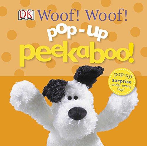 Pop-Up Peekaboo Puppies!: Pop-Up Surprise Under Every Flap! ()