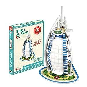 "CubicFun 3D Puzzle S-Serie ""Burj al Arab - Dubai"""