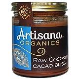 Artisana, Organic,Raw Coconut Cacao Bliss, Nut Butter, 8 oz (227 g) -- 2PC