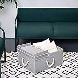 StorageWorks Ornament Storage Box Chest with